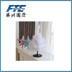 30cm Decoration Christmas Tree with Pine Cones and Light pictures & photos