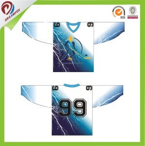 Full Customized Home/Away Sublimation Reversible Ice Hockey Jersey pictures & photos