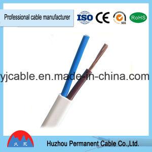 Copper Core Heat-Resistant PVC Flexible Wire Rvvb pictures & photos