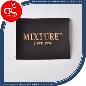 Profession Custom Brand Logo Clothing Labels/100%Polyster pictures & photos