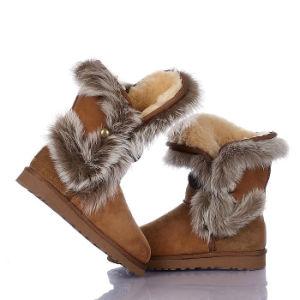 2012 Sheepskin Winter Snow Boots (NS886)