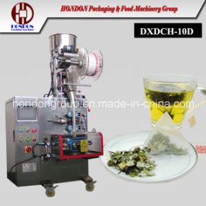 Triangular Tea Bag Packing Machine (DXDCH-10D) pictures & photos