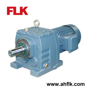R Series Helical Gear Reducer (R17-R167)