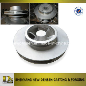 Impeller Water Pump Product Stainless Steel Investment Casting pictures & photos