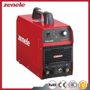 IGBT Inverter Arc DC TIG/MMA Welding Machine Welder TIG-200 pictures & photos