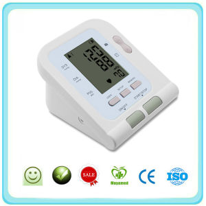 Medical Ordinary Diagnosis Instrument Digital Sphygmomanometer pictures & photos
