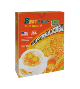 Slimming Nutritional Oatmeal for Weight Loss M0001