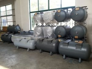 High Pressure Stainless Compressor Air Tank pictures & photos