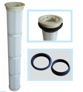 Utr Top Loaded Pulse Pleated Air Cartridge Filter pictures & photos