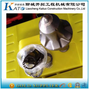 Foundation Tunneling Trencher Pick Conical Drilling Teeth S135 Model pictures & photos