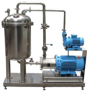 High Shear Emulsification Pump pictures & photos