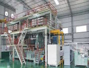 Ssmms Non Woven Fabric Making Production Line 1600mm pictures & photos