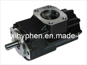 Double Vane Pump T6CC pictures & photos