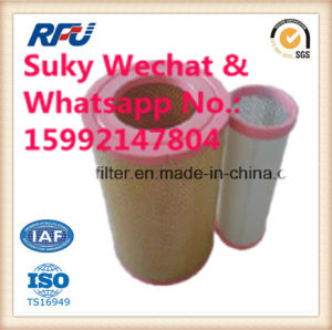High Quality Air Filter Auto Parts for Benz Heavy Duty Truck A6345280306 pictures & photos