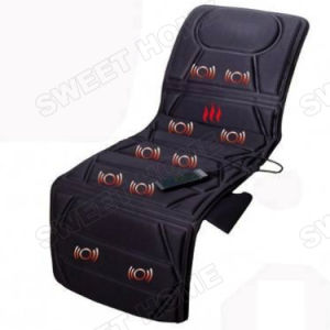 10 Motors Vibration and Heating Buttock Massage Cushion pictures & photos