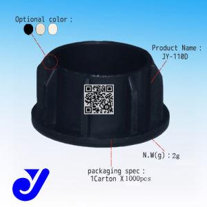 Plastic Pipe Cap for The Tube Shelves (JY-110D)