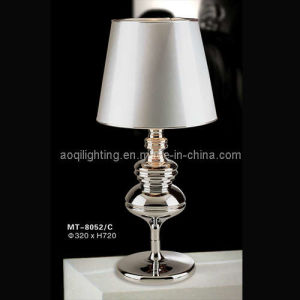 Grace Project Silver Table Lamp (MT-8052/C) pictures & photos