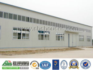 Pre-Engineering Light Steel Structural Industrial Building Prefab Warehouse Building pictures & photos