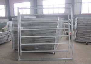 2.1X1.8 Galvanized Cattle Yard Panels (CYP2.1X1.8) pictures & photos