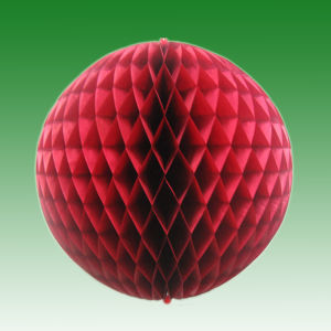 Paper Honeycomb Ball
