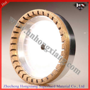 High Quality Diamond Grinding Wheel for Glass Edge Machine / Glass Grinding Wheel pictures & photos