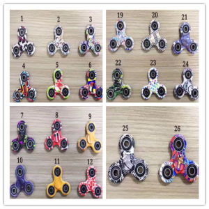 Metal/ Brass/ ABS/ Aluminium Alloy EDC Toy Finger with Hybrid Ceramic Bearing pictures & photos