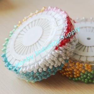 55mm Teardrop Head Pin Wheel Hijab Pins pictures & photos