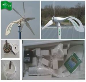 Wind Solar Hybrid System pictures & photos