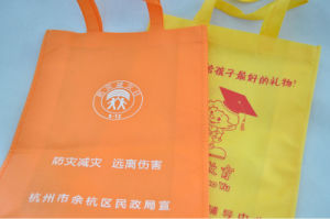 Non-Woven Bag with Laminated for Shopping Hand Bag pictures & photos