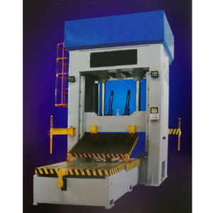Ncc Die Spotting Machine (suitable for thin-strip tension forming mold) pictures & photos