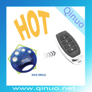 Nice Smilo Rolling Code Universal Wireless Remote Control pictures & photos