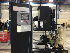Ingersoll Rand Screw Air Compressor (R55I R75I) pictures & photos
