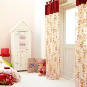 Ready Made Voile Curtain Princess