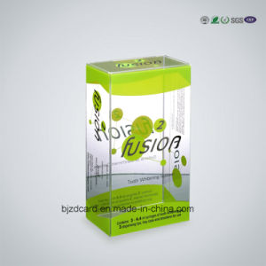 Printed Pet Plastic Packaging for Cosmetic Package and Gift pictures & photos