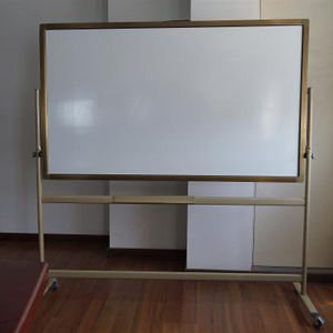 Lb-0214 Movable White Board with Stand pictures & photos