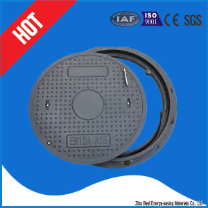 Square Shape SMC Sewer Manhole Cover Supplier pictures & photos