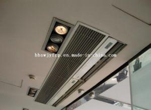 Heated Air Curtain /Air Water Warm Wind Aircurtain pictures & photos
