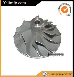 Turbo Car Truck Turbine Compressor Wheel
