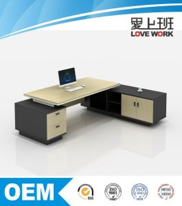 L-Shape Office Table Executive Office Desk (FE-B26) pictures & photos