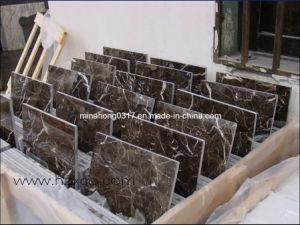 Emperador Dark Marble Slabs, Dark Emperador Marble, Marble Tiles pictures & photos