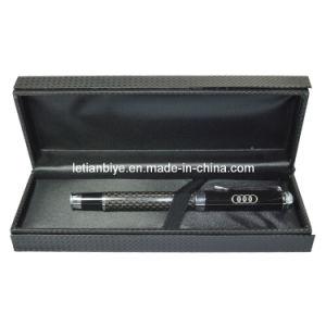 Superior Luxury Metal Pen Carbon Fiber Gift Set (LT-Y129) pictures & photos