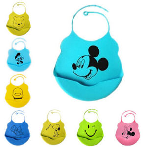 Fashion Elastomer Silicone Rubber Bib for Kids pictures & photos
