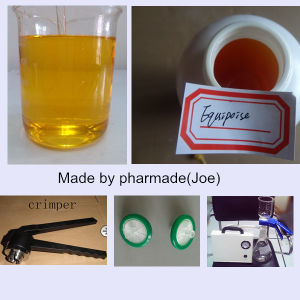 Test Prop Oil Based Injection Steroid Powder Testosterone Propionate pictures & photos
