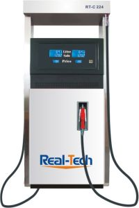 2 Hose and 2 Product Fuel Dispenser pictures & photos
