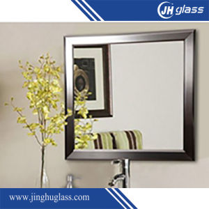 4mm Frame Silver Mirror Glass for Bathroom pictures & photos