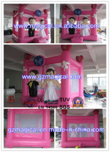 Inflatable Wedding Bouncer / Bouncy Castle for Wedding Ceremony pictures & photos