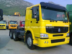China Sinotruk HOWO 371HP 6X4 Tractor Truck