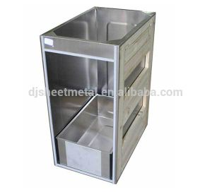 Professional Stainless Steel Enclosure Factory pictures & photos