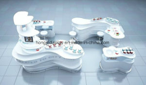 Good Quality Lowest Price Retailer Makeup Cosmetic Display Stand pictures & photos
