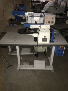 Thermo Cementing & Folding Machine for Shoe Making pictures & photos